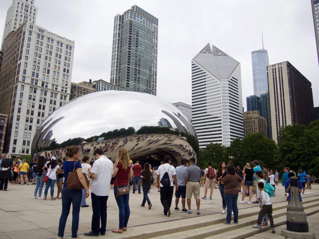 シカゴ The Beans