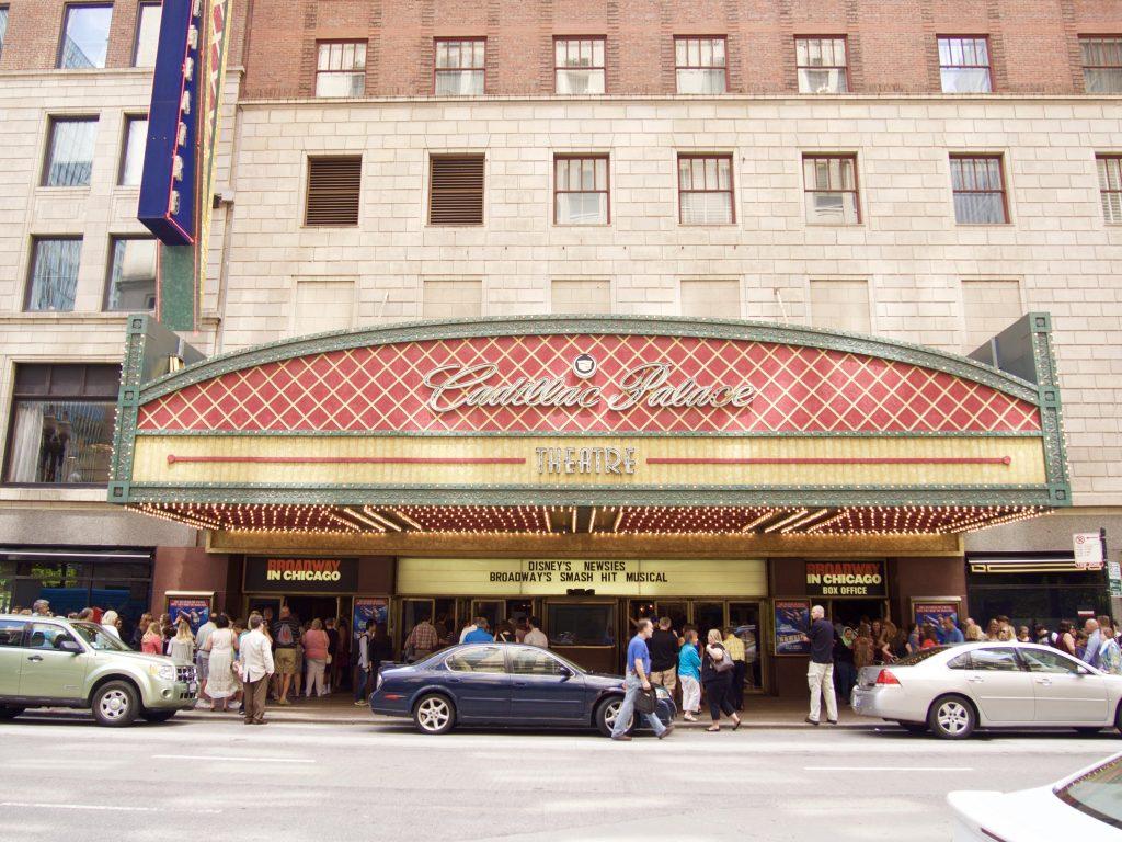 シカゴ劇場