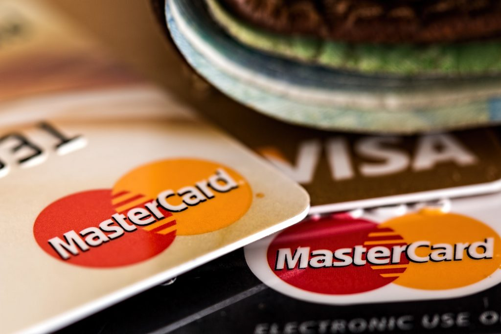 VISAとマスターカード